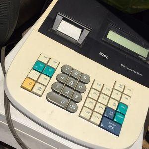 Electonic cash register, used for sale